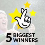 5 biggest euromillions winners