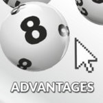 8 advantages of playing lottery online